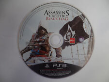 ASSASSIN'S CREED IV BLACK FLAG - PlayStation 3 / PS3 - DISC ONLY