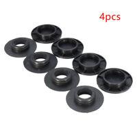 4Pcs/Set Black Car Carpet Floor Mat Fixing Clips Grips Clamps For MERCEDES-BENZ