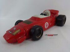 #9 Mario Andretti Indianapolis 500 1969 Winning Decanter Red