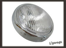 [LG591] HONDA PASSPORT C70 C90 COMPLETE HEAD LIGHT UNIT 12V (LA)