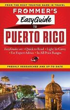 Frommer's EasyGuide to Puerto Rico by Marino, John