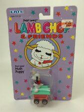 ERTL Shari Lewis Lamb Chop  Friends Hush Puppy Doghouse Train Car Vehicle SEALED