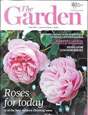 RHS THE GARDEN Magazine - June 2016