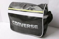 Converse Flap Reporter Bag (Black) Cons