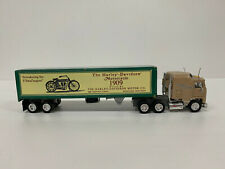 Matchbox Collectables CCY03/HA Harley-Davidson Tractor Trailer Truck 1996 Mattel