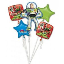 Party Supplies Birthday Shape Foil Balloon Bouquet Disney Toy Story