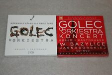 Golec uOrkiestra - Kolędy i Pastorałki 2CD + Koncert Kolęd CD+DVD