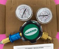 Harris Calorific 825 Gas Regulator Welding 825 4 N2 O2 Ar Co2 He N2o H2 C2h4