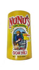 NuNu's Cajun Seasoning Original 8 ounce