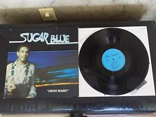 SUGAR BLUE  CROSS ROADS BLUES LP MADE IN FRANCE ORIGINAL BS 3004 NM