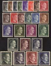 Echte postfrische Briefmarken aus dem Deutschen Reich (bis 1945)