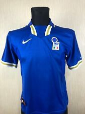 Italy National Team 1996/1997 Home Football Soccer Jersey Maglia Shirt Nike S