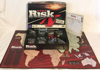Risk The Game Of Strategic Conquest Board Game 2008 Parker 100% Complete