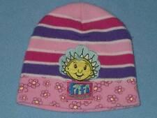 Fifi & The Flowertots Cute Little Girls Beanie, Size 1-6 Years