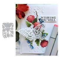 Butterfly Metal Cutting Dies Scrapbooking Emboss Paper Cards Craft Stencil DIY