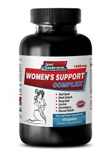 chasteberry extract - Women's Support Complex 1256mg 1B- relieve hormonal acne