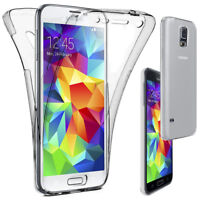 ebestStar Coque Silicone Gel Transparent Samsung Galaxy S5 S6 S7 Edge S8 Plus