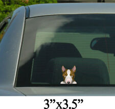 Bull Terrier Stickers, Decals 003