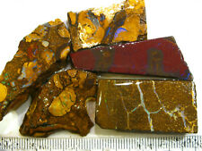 220 cts Australien Roh Yowah Koroit Opal Boulder Rough Lot AK10