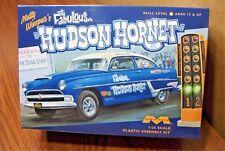 MOEBIUS MODELS MATTY WINSPUR'S 1954 HUSON HORNET 1/25 SCALE MODEL KIT