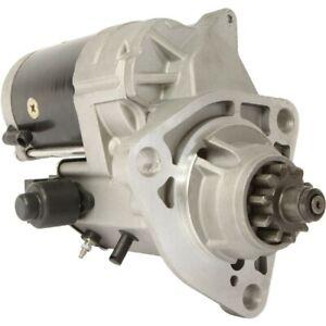 Starter For Kenworth Truck C500 T2000 T600 T800 W900 Peterbilt 357; SND0562