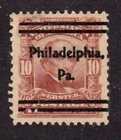 United States stamp #307, used, Early town precancel, nicely centered