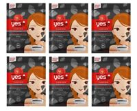 Yes To Tomatoes Detoxifying Charcoal DIY Powder to Clay Mask 1 Ct (6 Pack)