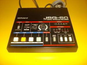Roland JSQ 60 JSQ60 Sequencer Digital Keyboard Recorder Juno 60