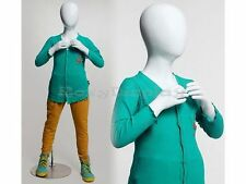 Egghead Little Child M 00006000 annequin Dress Form Display #Mz-Cd4