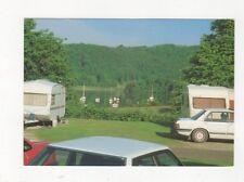 Braithwaite Fold Caravan Club Site Windermere Postcard 432a