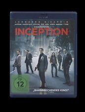 BLU-RAY INCEPTION - Action-Thriller mit LEONARDO DiCAPRIO + MICHAEL CAINE *NEU*
