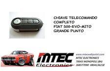 K52 Chiave Cover Telecomando FIAT 500 - Punto evo - Alfa - Lancia - GRANDE PUNTO