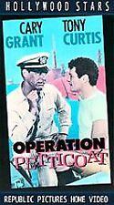 Operation Petticoat (VHS, 1992)