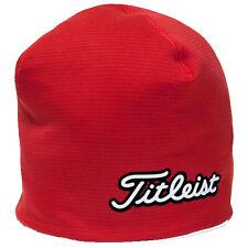 Titleist Mens Performance Beanie One Size New Golf Hat Cap Winter Warm