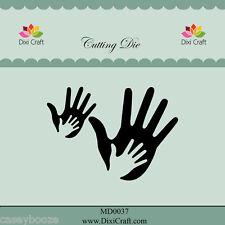 Dixi Craft Cutting Die - Hands - Baby - MD0037 - SALE PRICE