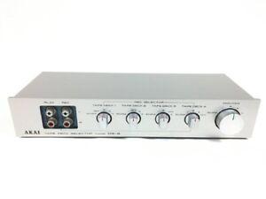 Rare!! - Akai DS-5 Tape Deck Selector With amplifier input / output terminal JP