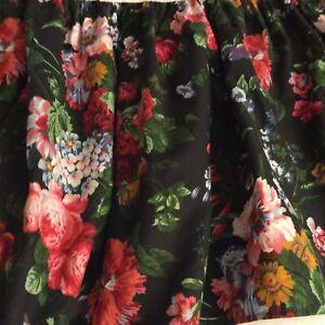 Ralph Lauren Cossette Isadora Queen Bed Skirt/Ruffle NIOP