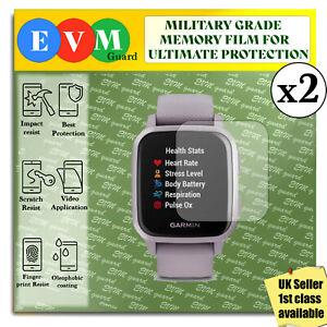 Screen Protector For Garmin Venu Sq x2 TPU FILM Hydrogel COVER