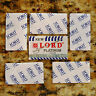 5 Lord Platinum Class Stainless Double Edge Razor Blades
