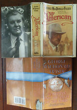 Mr American & Flashman & The Angel of the Lord- 2x George Macdonald Fraser Books
