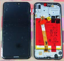 GENUINE BLACK HUAWEI P20 LITE ALE-LX1 LCD SCREEN DISPLAY FRAME ANE-AL00 ANE-TL00