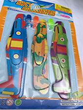 Kids Hand Launch Glider Flying Flight Airplane EPO Foam Plane Outdoor Toys