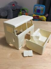 RESIN PETERBILT CABOVER DAYCAB COE Split Rear Window 1/25 Model Truck