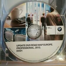 BMW NAVIGATIONSYSTEM PROFESSIONAL / DVD 1 WESTEUROPA 2013 1er 3er 5er 6er X5 X6