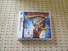 Madagascar 3 fuga attraverso l'Europa per Nintendo DS, DS Lite, DSi XL, 3ds