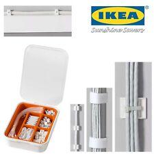 Ikea FIXA 114 piezas conjunto de administración de cables organizar ordenado todos los cables