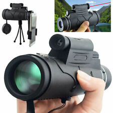 1800M/9900M Monocular Telescope Night Vision Red Laser + Compass + Flashlight