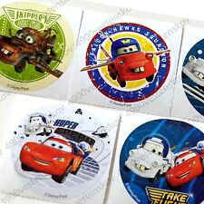 smilemakers Disney Cars Large Round Stickers 15 sheets B