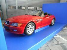 BMW Z3 Roadster E36/7 Cabrio rot red 1995 – 1999 Diecast RAR UT 1:18