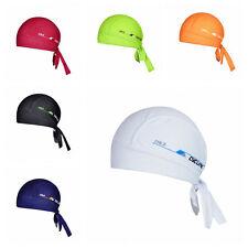 Cycling Hat Men Pirate Bandana Bicycle Sweatproof Headband Quality Sunscreen